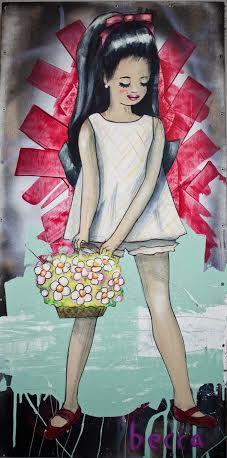 becca flower girl