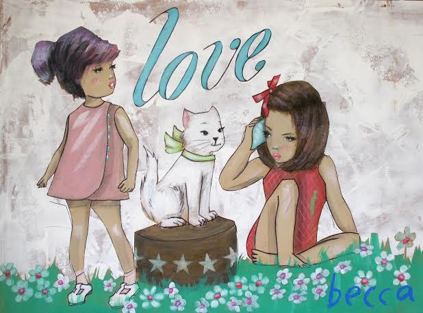 becca love
