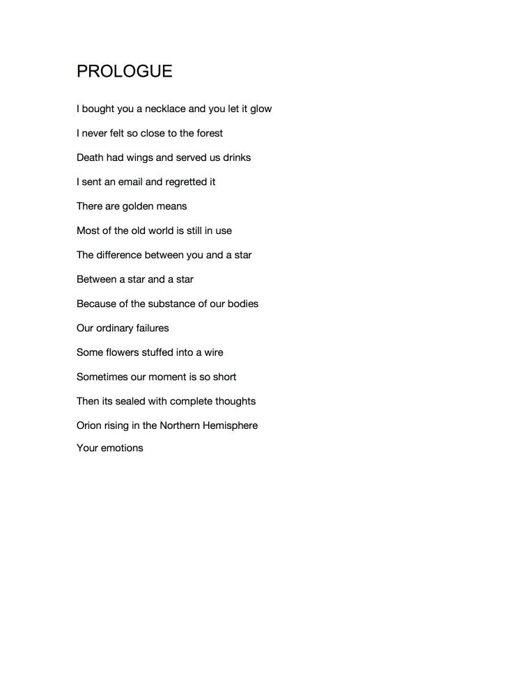 Jon Ruseski - 2 Poems