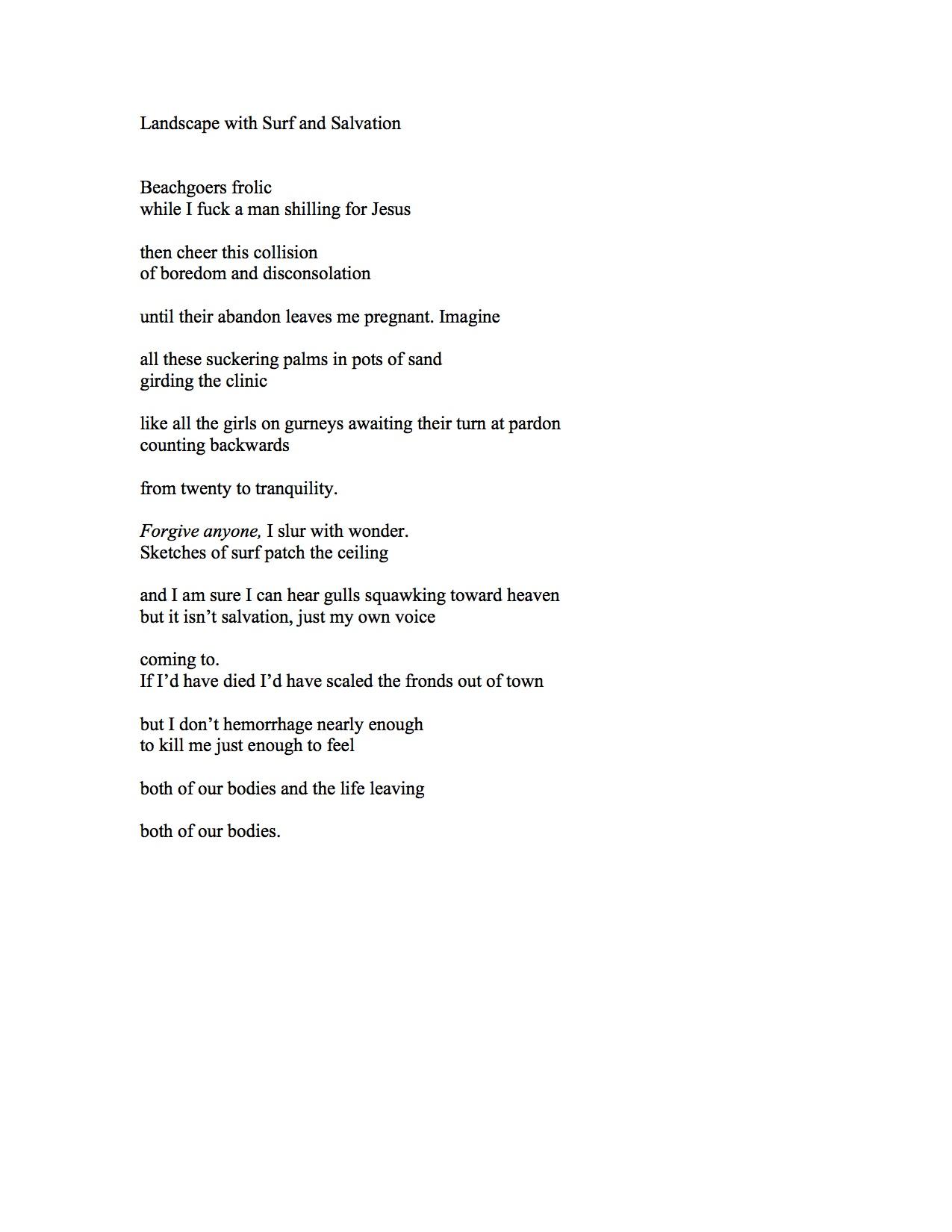 Poems Excuses Please Excuse This Poem